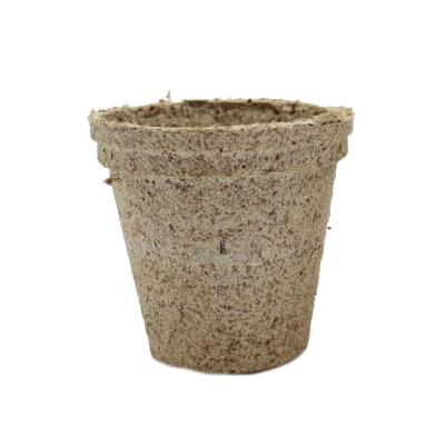 Pot biodégradable en fibre de coco Diamètre 8cm
